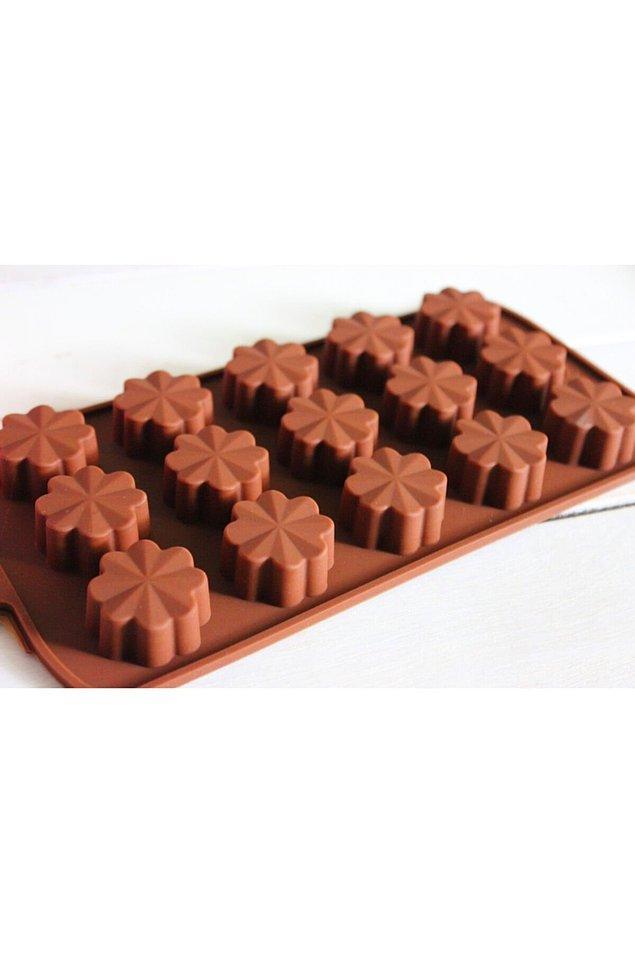 2. Ev yapımı, sağlıklı çikolatalar...