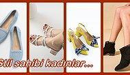 Stil Sahibi Kadınların En Çok Tercih Ettiği 12 Ayakkabı Modeli