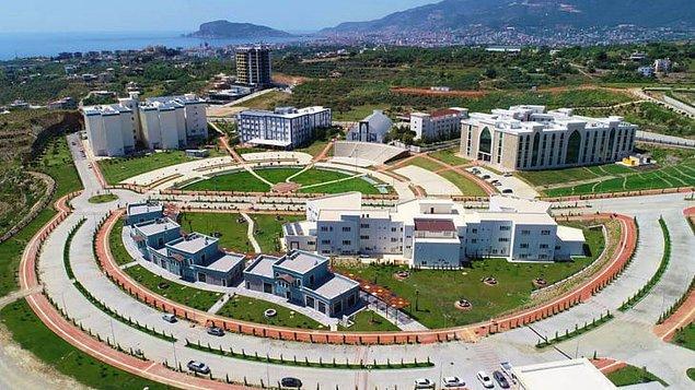 Sözcü'nün haberine göre Alanya Alaaddin Keykubat Üniversitesi giriş kapısı için yaklaşık 1.7 milyon lira harcamaya hazırlanıyor.