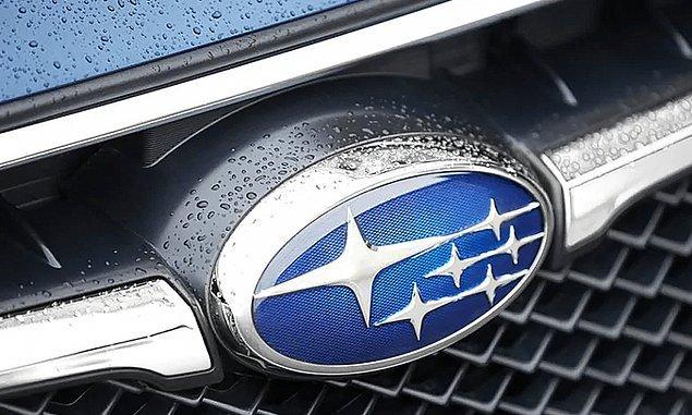 10. Subaru