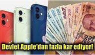 7900 TL'ye Mal Edilen Bir iPhone'dan Apple'ın ve Devletin Kazancını Duyunca Dumur Olacaksınız!