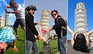 Pisa Kulesi'ni İtermiş Gibi Yapmak Yerine Verilecek 17 Yaratıcı Poz