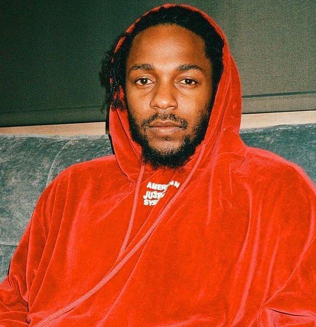 19. Kendrick Lamar