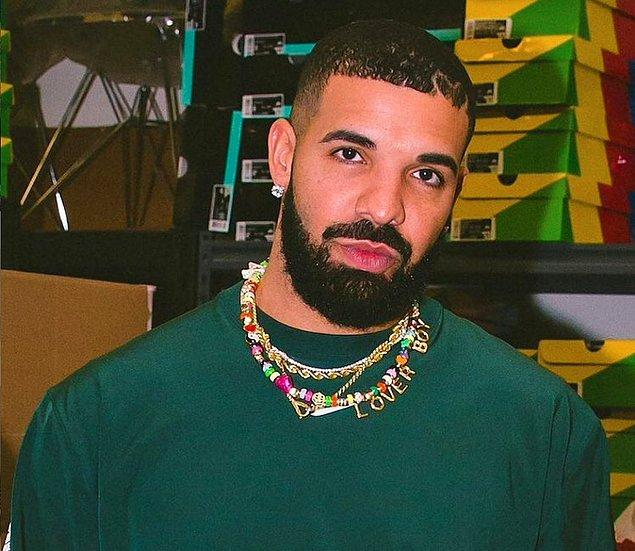 8. Drake