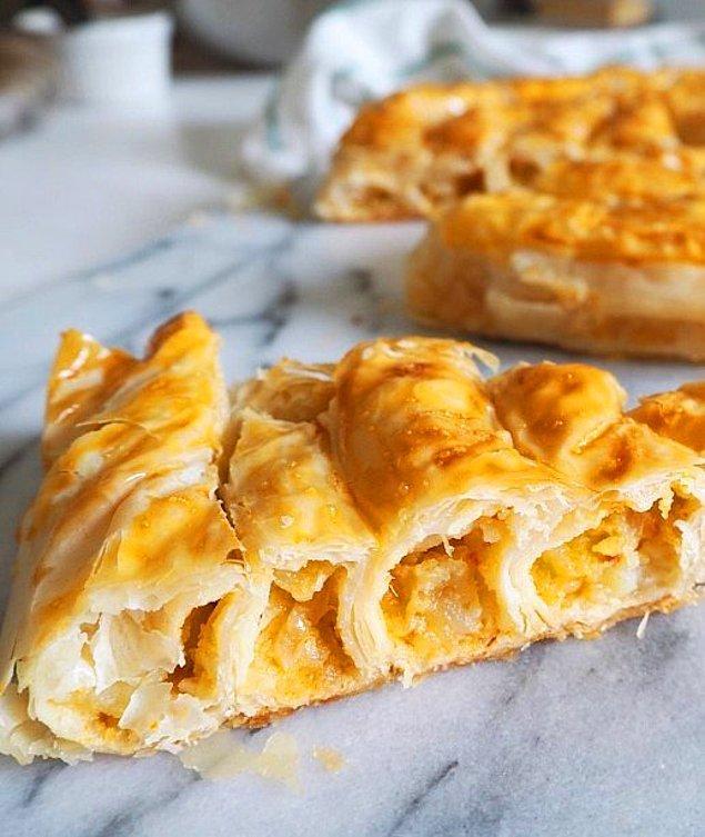 8. Patatesli Kol Böreği Tarifi: