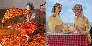Русская девочка набрала 4,5 миллиона подписчиков в Instagram благодаря своим необычным фото-манипуляциям (20 фото)