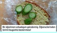 Türkiye'deki Sefaletin Tek Karelik Özeti: Bir Öğrencinin Beslenmesi Boğazımızı Düğümledi