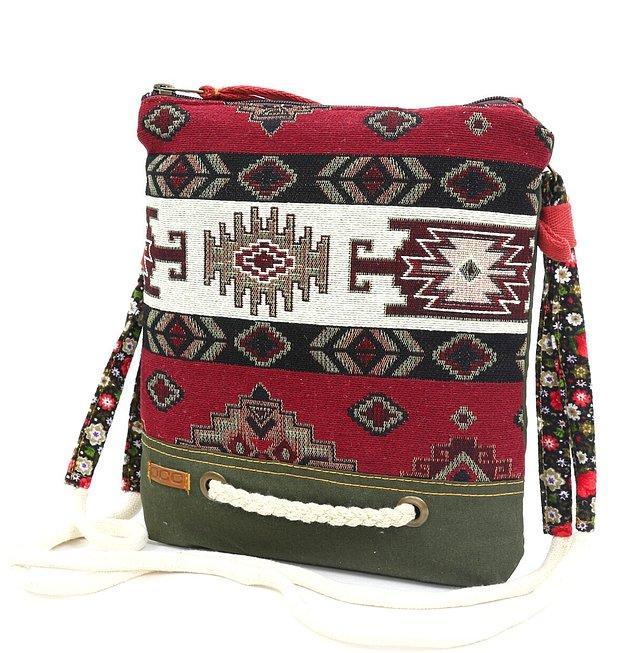 4. Yazlık omuz çantaları