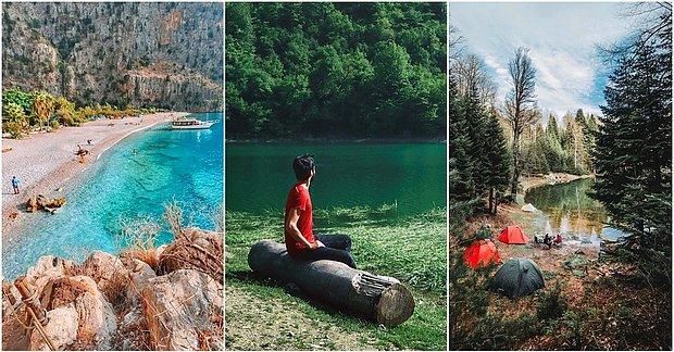 Boşuna Cennet Vatan Demiyoruz! Kamp Tutkunlarının Gözlerinden Kalpler Çıkartacak Güzellikteki 10 Kamp Yeri