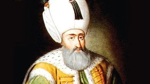 6. Kanunî Sultan Süleyman (Tahtta kaldığı yıllar: 1520 – 1566)