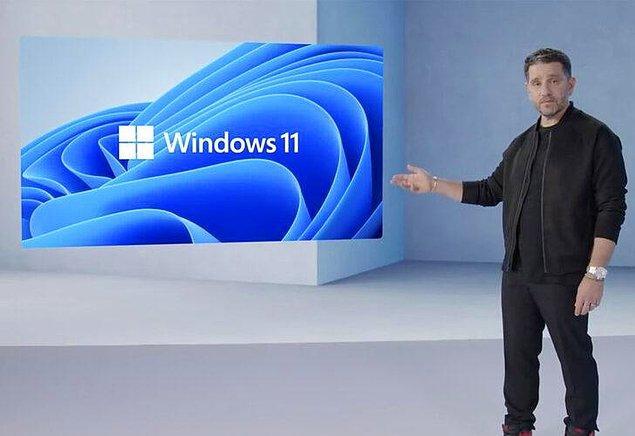 Microsoft'un yeni göz bebeği Windows 11, bu yılın sonbahar aylarında kullanıma açılacak. Şu an için gönüllülerle birlikte test aşamaları devam ediyor. Testlere katılmak isteyenler için gerekli linki de buraya bırakıyoruz; 👇