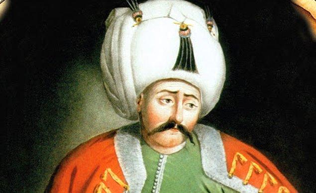 5. Yavuz Sultan Selim (Tahtta kaldığı yıllar: 1512 – 1520)