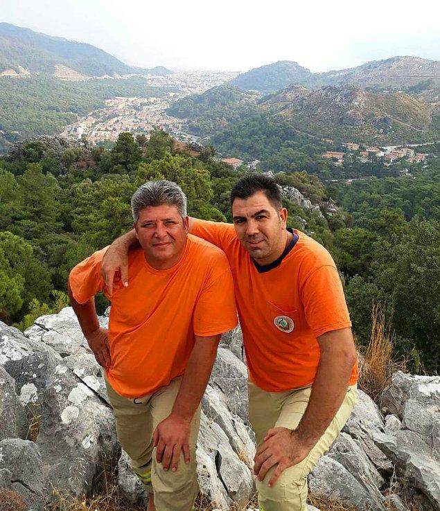 Muğla Orman Bölge Müdürlüğünden yapılan açıklamada da hayatını kaybeden işçinin, Beldibi Yangın Söndürme ekibinde görevli Görkem Hasdemir (38) olduğu belirtildi.