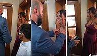 Düğün Günü 'Gelin Alma' Merasimi Sırasında Baldız Kapıyı Açmadı: 'Çeyrekle Kanmam Enişte'