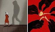 Художница создает картинки с глубоким и скрытым смыслом (10 фото)