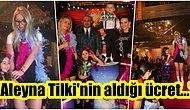 Sedat Peker'in İfşaladığı 'Tankçı' Cihan Ekşioğlu, Kızının Doğum Gününde Aleyna Tilki'yi Sahneye Çıkarmış!