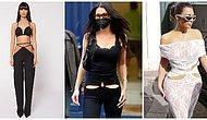 Sırada Ne Var? Yıllardır Ünlüler Dünyasında Moda Olan Kasık Dekoltesi Günlük Modada Görülmeye Başlandı