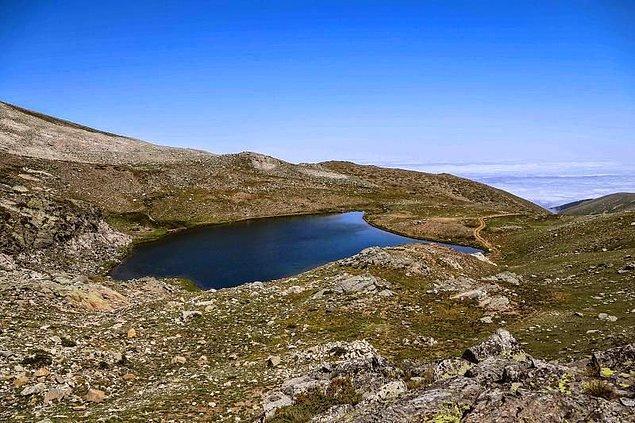 3. Kilimli Gölü
