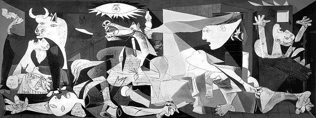 16. Picasso ölümünden sonra milyonlara satılan tablolarını kış aylarında ısınmak için yakıyormuş.