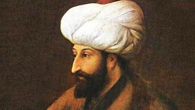 1. Fatih Sultan Mehmed