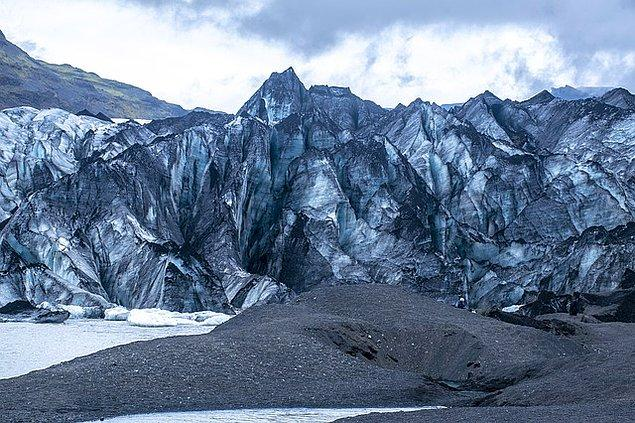 7. Eyjafjallajökull, Hekla, Katla - İzlanda