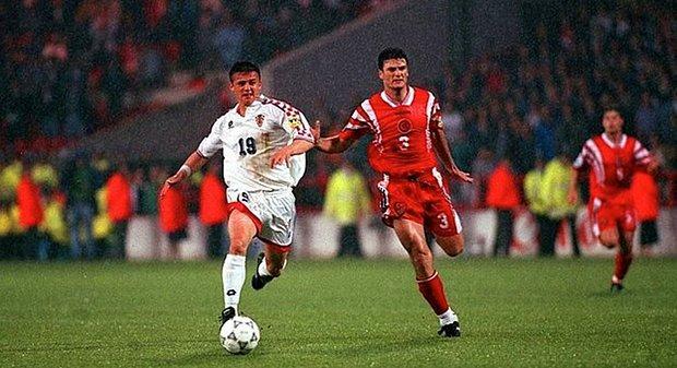 Alpay'ın Vlaovic'i düşürmeyerek 'fair play' ödülüne layık görülmesi (1996)