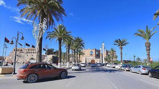 5. Libya