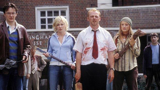 8. Shaun of the Dead (Zombilerin Şafağı)