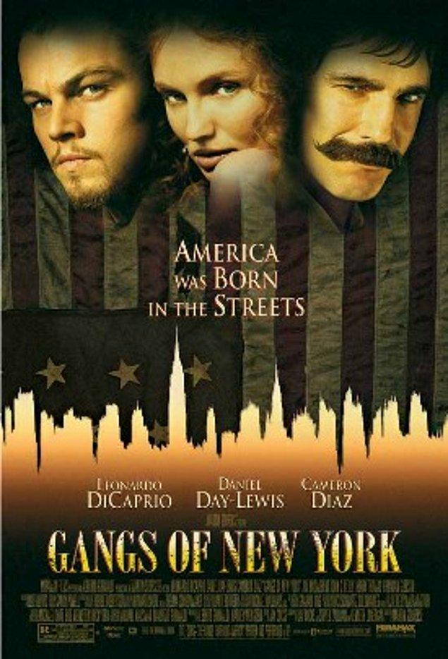 11. Gangs of New York