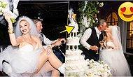 Dünyaca Ünlü Şarkıcı Gwen Stefani ve Sevgilisi Blake Shelton Peri Masalı Gibi Bir Törenle Dünyaevine Girdi!