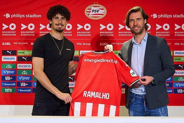 202. Andre Ramalho