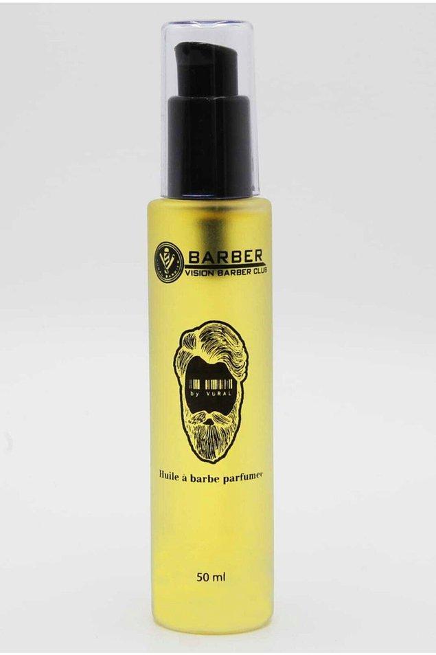 17. Saç ,sakal ve bıyıklarınızı kökten uca besleyerek güçlendiren, içeriği tamamen doğal olan bir serum.