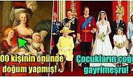 Orta Çağ'dan Günümüze Kraliyet Ailelerinin Doğum Adetleri Hakkında Hiç Duymadığınız 16 Gerçek