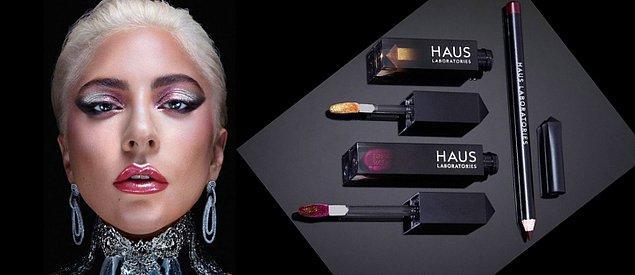 7. Lady Gaga - Haus Beauty
