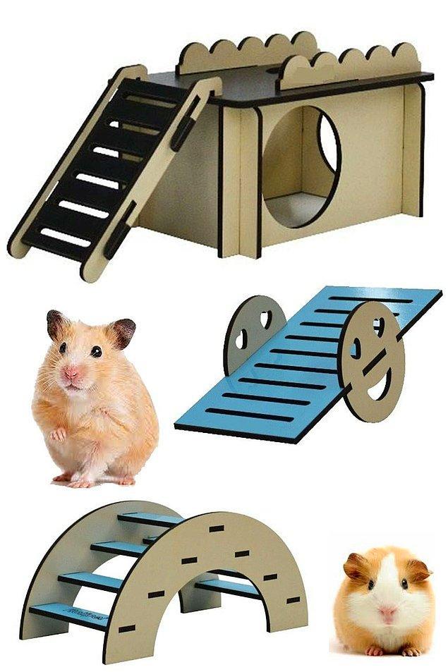 14. Hamster & tavşan ürünleri