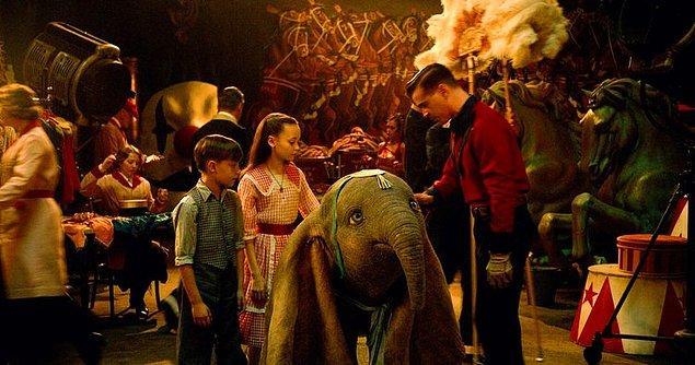 Dumbo Oyuncuları