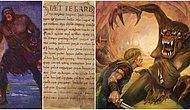 Tolkien Bile Hayrandı! Eski İngilizcede Yazılmış En Önemli Halk Destanı Olan Beowulf Hakkında 13 Bilgi