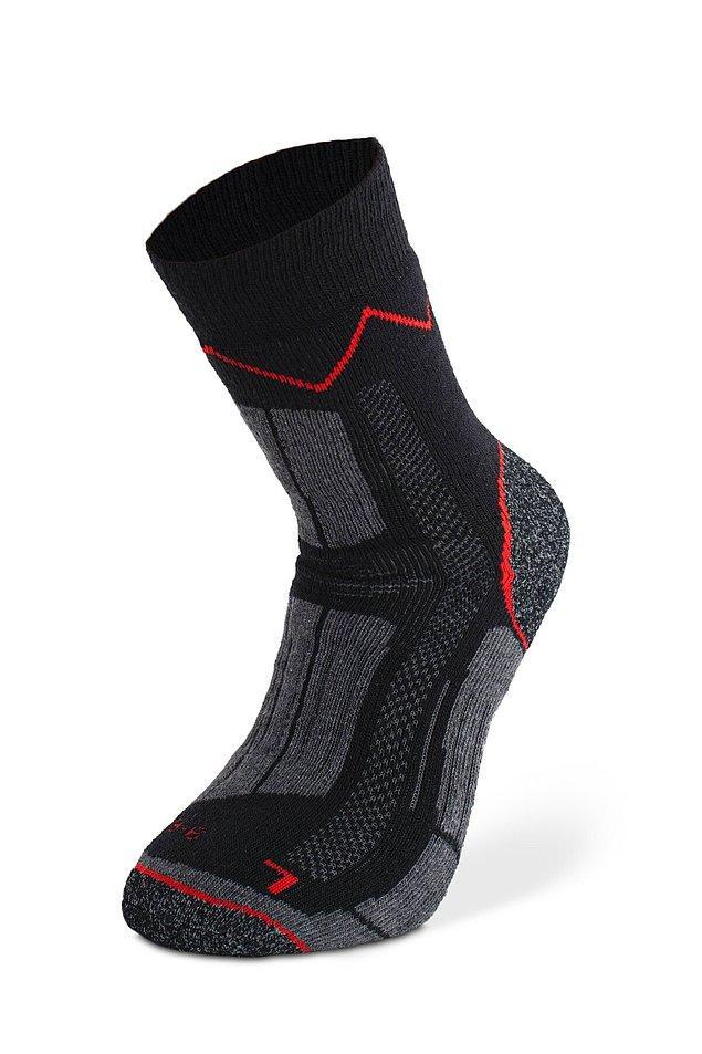 10. Yürüyüş çorabı