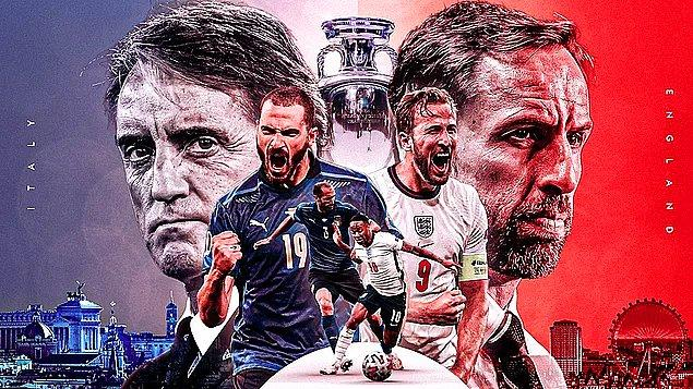 İtalya İkinci, İngiltere İlk Şampiyonluğu Hedefliyor