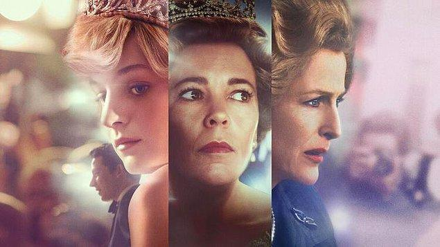 17. The Crown (IMDb: 8.7)