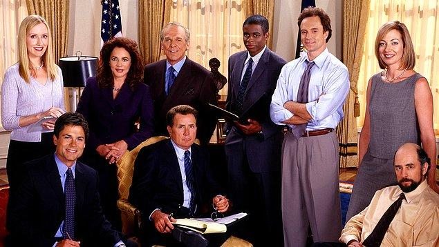75. The West Wing (1999)