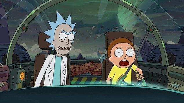 14. Rick and Morty (2013)