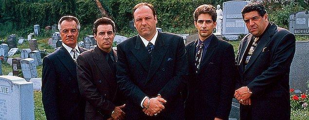 13. The Sopranos (1999)