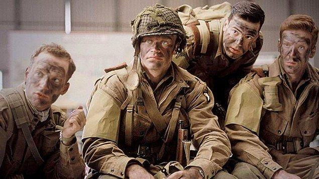 3. Band of Brothers (2001)