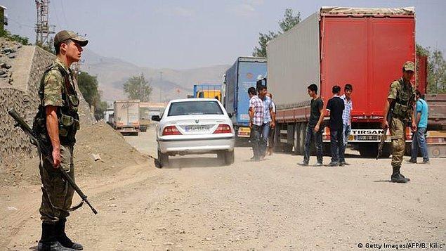'Günde bin Afgan sınırı geçiyor'