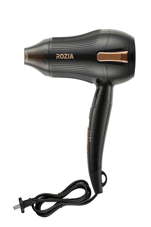 9. Seyahat boy saç kurutma makinesi işini kolaylaştıracaktır.