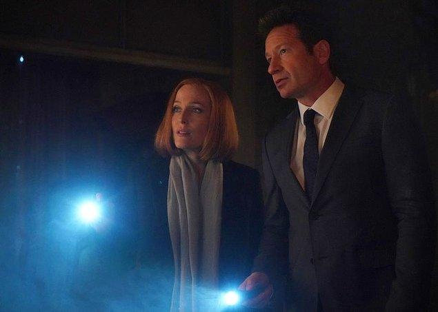 20. The X-Files