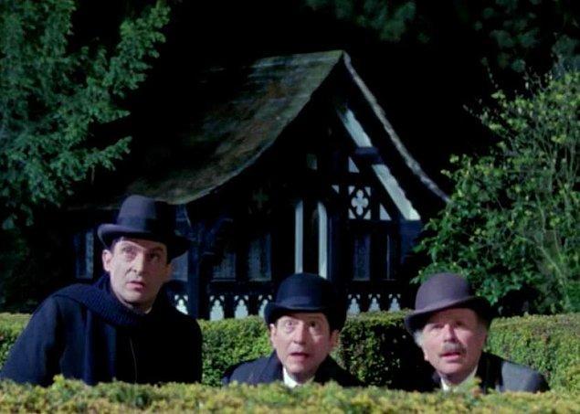 16. The Return of Sherlock Holmes