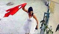 Adana'da Türk Bayrağını Çöpe Atan Kadın Tutuklandı: 'Çok Mutluydum, Keyfimden Yaptım'