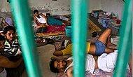В Индии 7 заключенных сбежали, используя только острый перец и соль